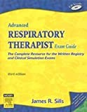 img - for Advanced Respiratory Therapist Exam Guide , 3RD EDITION book / textbook / text book