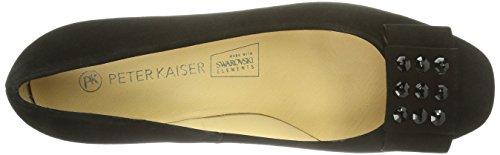 Peter Kaiser Tildia - Zapatos de tacón Schwarz Suede Swarovski 515