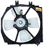 TYC 600490 Mazda Replacement Radiator Cooling Fan Assembly