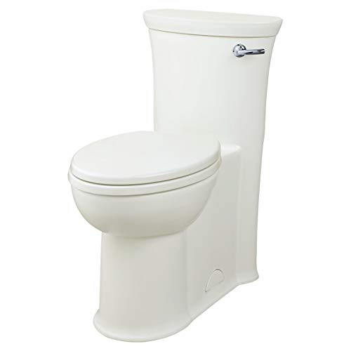 American Standard 2786813.020 Tropic Height Elongated One-Piece 1.28 gpf Toilet with Right Hand Trip Lever, White