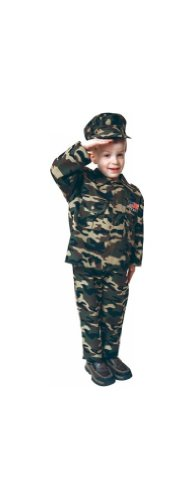Army  (Child Army Costumes)