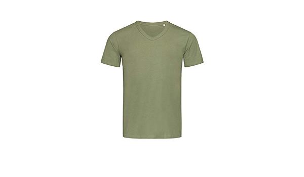 Stedman estrellas ST9010 para hombre Ben camiseta de cuello ...