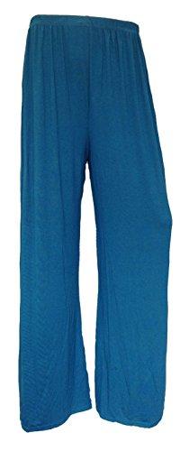 Fashion & Freedom - Pantalón - para mujer Teal