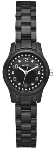 Guess W65022L2 Ladies MICRO MINI Black Watch ()