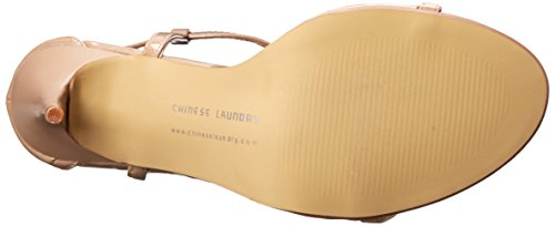 Sandaali Nude Patenttia Mekko Naisten Chinese Laundry Leo qwaIAHUP
