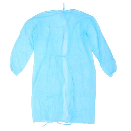 Disposable Tattoo Gown, Tattoo Suit Thin And Light Fabric Tattoo Working Clothing Tattoo Overalls for Tattoo and Salon