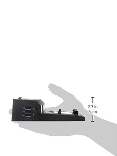 Dell Pro3x USB 2.0 E-Port Replicator with 130-Watt Power Adapter Cord (Black) by Dell (Image #2)