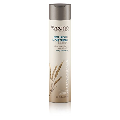 Aveeno Nourish+ Moisturize Gentle Hydrating Conditioner, 10.5 Fl. Oz. (Pack of 3)