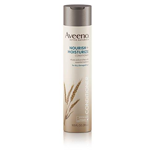 Aveeno Nourish+ Moisturize Gentle Hydrating Conditioner, 10.5 Fl. Oz. (Pack of 3)