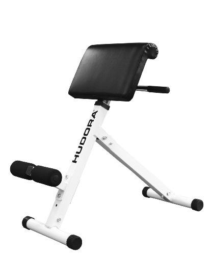 HUDORA Fitnessgerät Rückentrainer, weiß,schwarz, 65218
