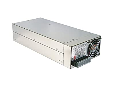 SP-750-5 AC/DC Power Supply Single-OUT 5V 120A 600W 13-Pin