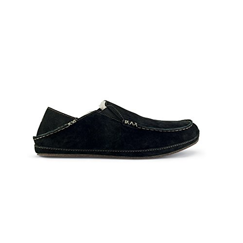 Pantofola Moloa - Uomo nero / nero 8
