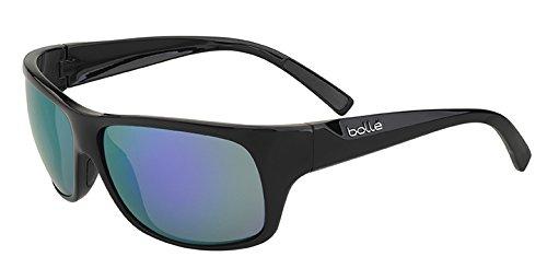 Bolle Viper Sunglass with Blue Violet Lens, Matte - Sunglasses Bolla