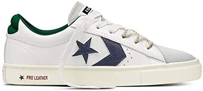 Converse Pro Leather Ox Blanc 167972 N° 35,5: Amazon.fr ...