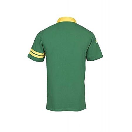 Springboks Rugby para niños camiseta de Rugby de manga corta, 7 ...