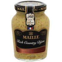 Maille Rich Country Dijon Mustard, 7 Ounce - 6 per case.