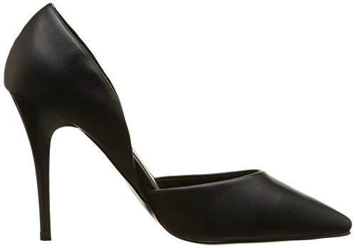 Initiale Smith Damen Pumps Schwarz - Schwarz
