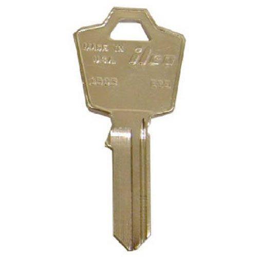 - Kaba Ilco Corp. 1503 Key Blank - Pack of 10