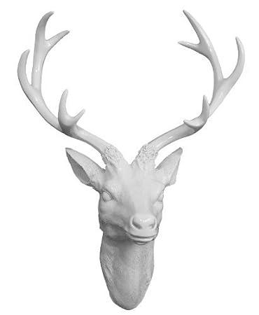 Superbe Three Hands Deer Head Wall Decor