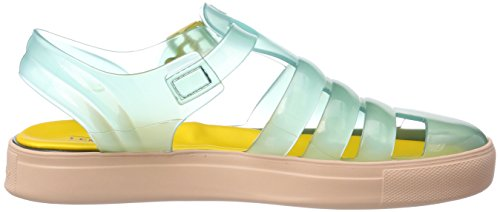 Lemon Jelly Women's Crystal Ankle Strap Sandals Turquoise (Mint 07) YHwv8Mqv