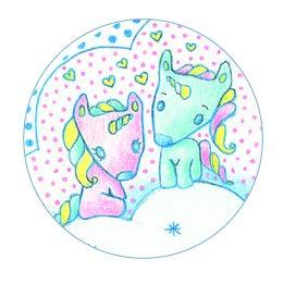 """/""""Unicorn/'s dream/"""" Spieluhr Einhorn"""