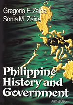 PHILIPPINE HISTORY AND GOVERNMENT 5TH EDITION - Philippine Book