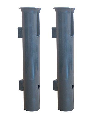 Brocraft Tackle Rack Fishing Rod Holder Rod - (Single Poly Rack)