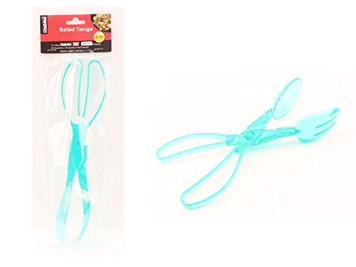 Plastic Salad Tongs Size: 11.5''H , Case of 96