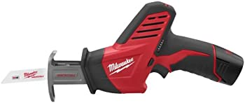 Milwaukee M12 Cordless Hackzall Reciprocating Saw Kit