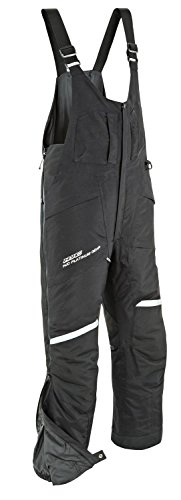 HJC Extreme Platinum Men's Snow Bib (Black, ()