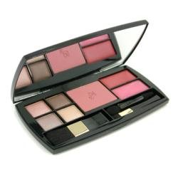 (LANCOME by Lancome Tendre Voyage Makeup Palette: 4x Eye Shadow + Blush + 2x Lip Color + 3x Applicators ---)