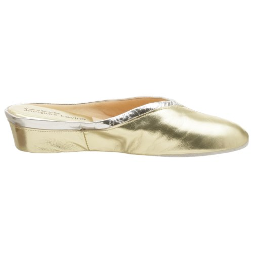 4640 White Slipper Throat Women's Jacques Levine Silver Scuff Collar E01qP