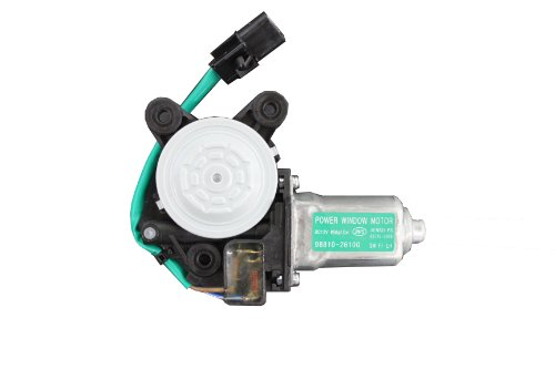 Genuine Hyundai Parts 98810-26100 Driver Side Front Door Glass Regulator Motor - Genuine Hyundai Parts