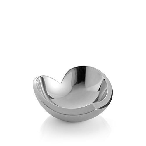 (Nambe Updated Classic Heart Bowl - 8.5