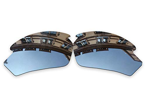 Vonxyz Lenses Replacement for Rudy Project Rydon Sunglass - Chrome MirrorCoat ()