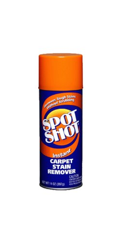 Spot Shot 009869 Aerosol Instant Carpet Stain Remover 14 oz (Pack of 1) (Spot It Online)