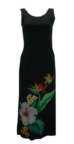 Jade Fashions Inc.. Women's Hawaiian Tropical Long Tank -
