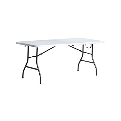 (Living Accents Fold-In-Half Table 72