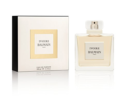 (Pierre Balmain Ivoire de Balmain Eau de Parfum Spray for Women, 3.3 Ounce )