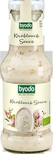 Byodo Bio Knoblauch Sauce, 250 ml (2 x 250 ml)