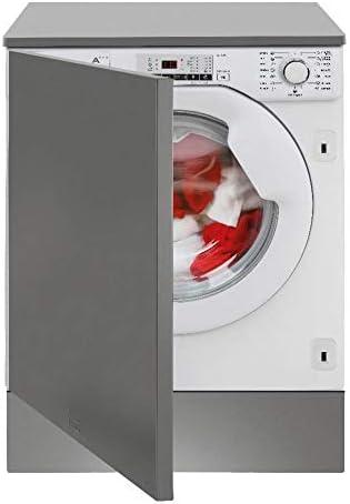Teka LI5 1080 - Lavadora (Integrado, Carga frontal, Blanco, Botones, Giratorio, Izquierda, Blanco)