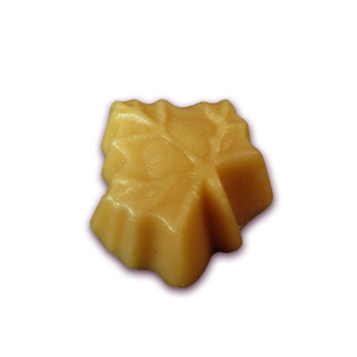 100% Pure Vermont Maple Sugar Candy - 50 1/3oz. Leaves: Over 1LB!