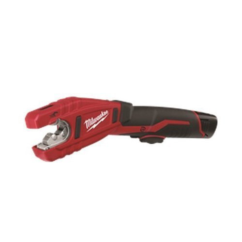 Milwaukee 2471-21 M12 Cordless 12 Volt Lithium-ion Copper Tube Cutter with One Battery, Charger and Case by Milwaukee Electric Tool