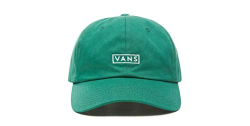 - Vans Curved Bill Jockey Hat Green