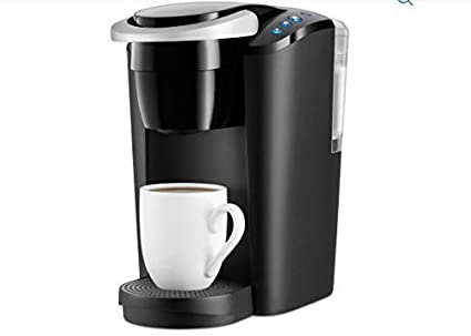 Amazoncom Keurig K Compact Single Serve Coffee Brewer Maker In