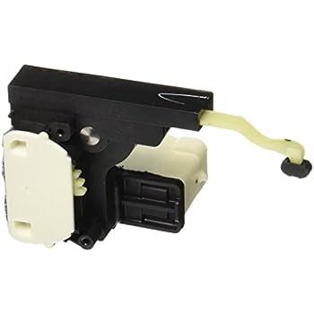 acdelco 25664287 gm original equipment passenger side door lock actuator  with dome lamp and door ajar