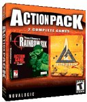 Action Pack (Tom Clancy's Rainbow Six/Delta Force 2) - PC