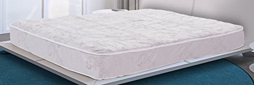 WOLF Slumber Express Quilt 7-Inch Mattress, Full, Bed in a Box, Made in the USA