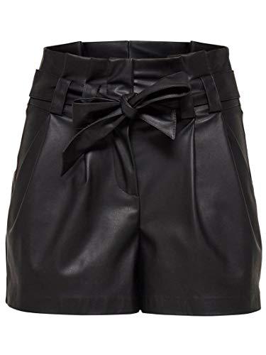 Only Nadia Black Only Nero Black Only Nero Shorts Shorts Nadia 1SFq1r