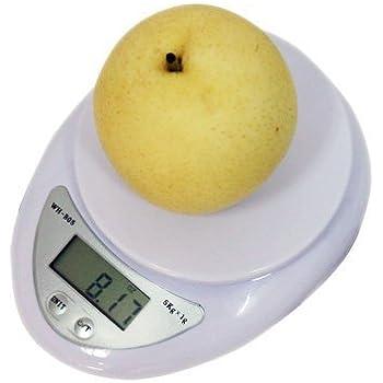 Amazon Com 1 X 5kg X 1g Digital Kitchen Scale Diet Food